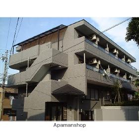 愛知県名古屋市名東区、上社駅徒歩10分の築18年 4階建の賃貸マンション