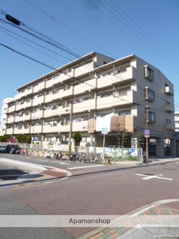 愛知県名古屋市名東区、はなみずき通駅徒歩16分の築30年 4階建の賃貸マンション