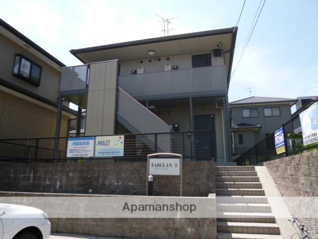 愛知県名古屋市名東区、星ヶ丘駅市バスバス12分梅森坂口下車後徒歩5分の築16年 2階建の賃貸アパート