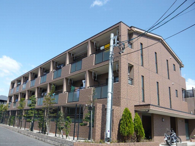 愛知県長久手市、はなみずき通駅徒歩15分の築17年 3階建の賃貸マンション