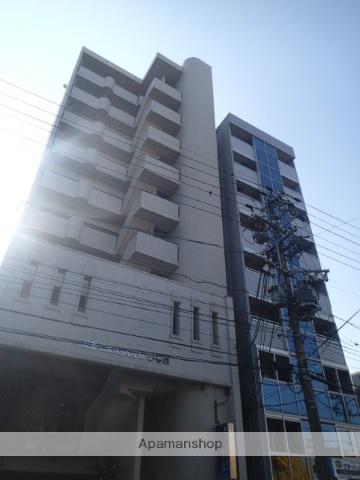 愛知県名古屋市千種区、東山公園駅徒歩16分の築10年 10階建の賃貸マンション