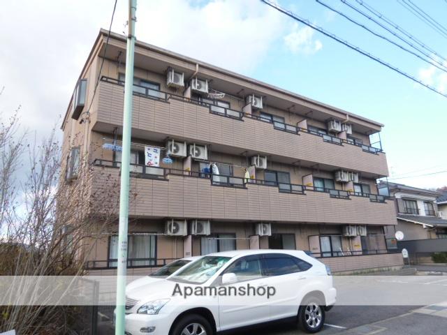 愛知県名古屋市名東区、星ヶ丘駅市バスバス11分極楽下車後徒歩5分の築16年 3階建の賃貸マンション