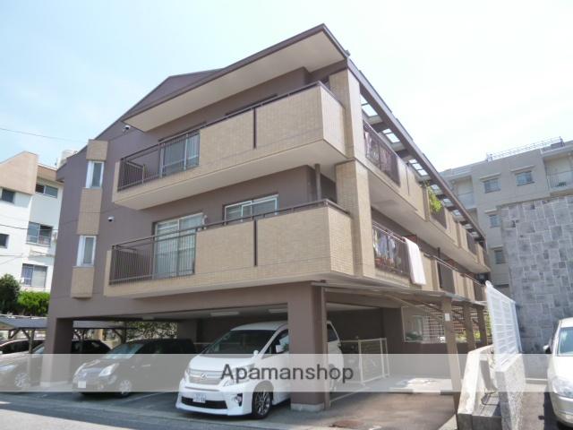 愛知県名古屋市名東区、はなみずき通駅徒歩12分の築29年 3階建の賃貸マンション