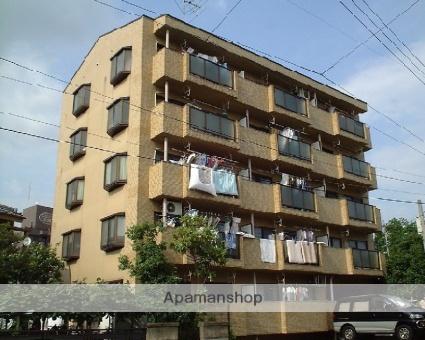 愛知県名古屋市名東区、星ヶ丘駅市バスバス9分高針下車後徒歩5分の築27年 5階建の賃貸マンション