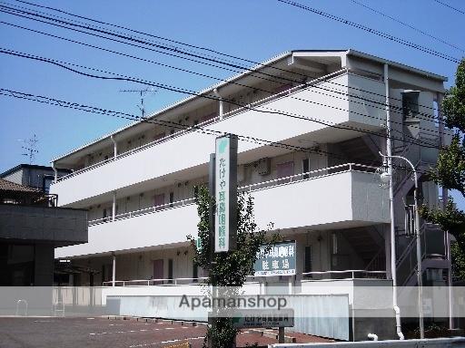 愛知県名古屋市名東区、一社駅徒歩25分の築29年 3階建の賃貸マンション