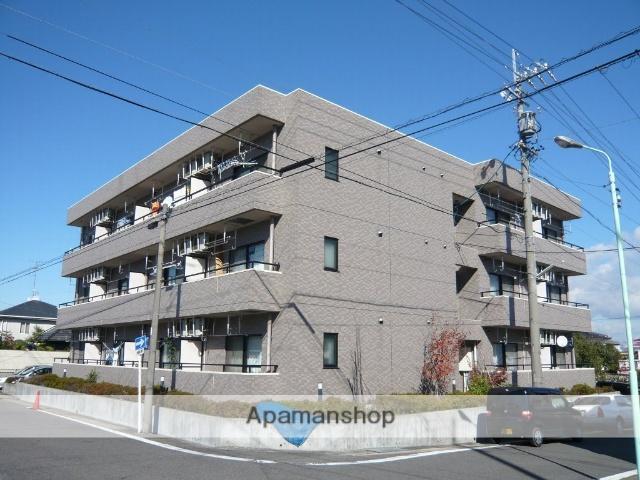 愛知県名古屋市名東区、星ヶ丘駅徒歩14分の築16年 3階建の賃貸マンション