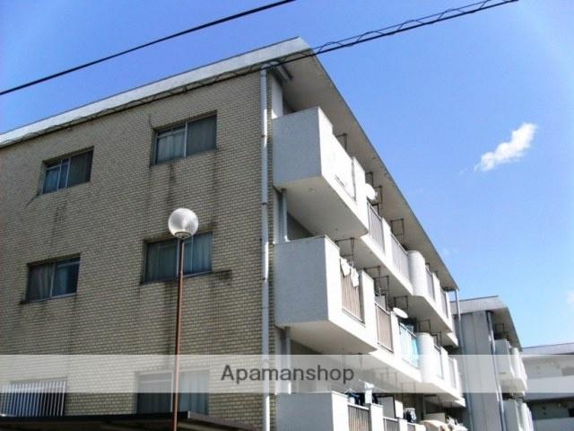 愛知県名古屋市名東区、上社駅徒歩11分の築41年 3階建の賃貸マンション