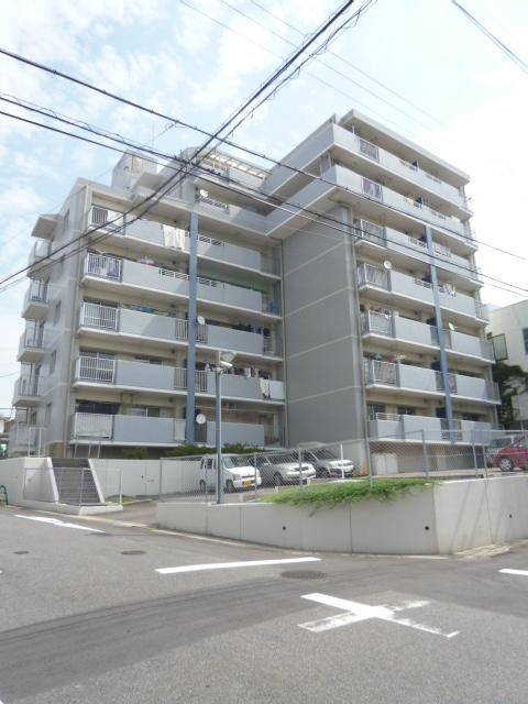愛知県長久手市、杁ヶ池公園駅徒歩20分の築26年 7階建の賃貸マンション