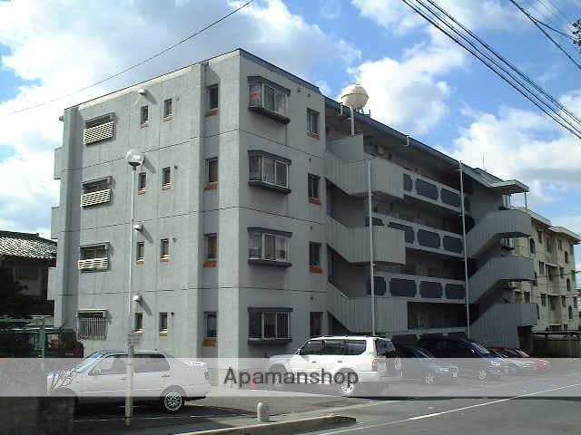愛知県長久手市、はなみずき通駅徒歩15分の築37年 5階建の賃貸マンション