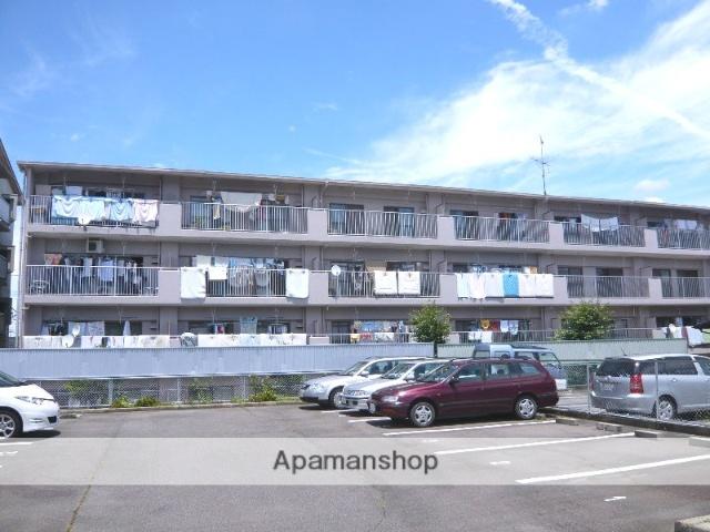 愛知県名古屋市名東区、はなみずき通駅徒歩28分の築29年 4階建の賃貸マンション