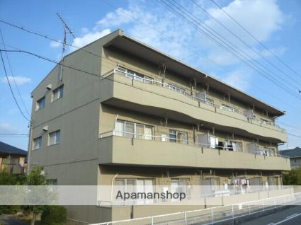 愛知県長久手市、はなみずき通駅徒歩14分の築27年 3階建の賃貸マンション