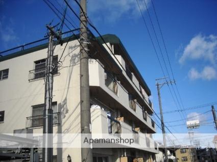 愛知県名古屋市名東区、一社駅徒歩22分の築40年 4階建の賃貸マンション