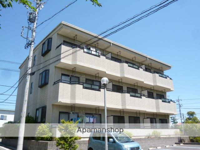 愛知県長久手市、はなみずき通駅徒歩14分の築16年 3階建の賃貸マンション