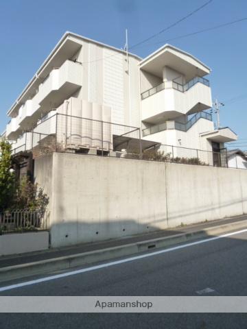 愛知県長久手市、はなみずき通駅徒歩6分の築20年 3階建の賃貸マンション