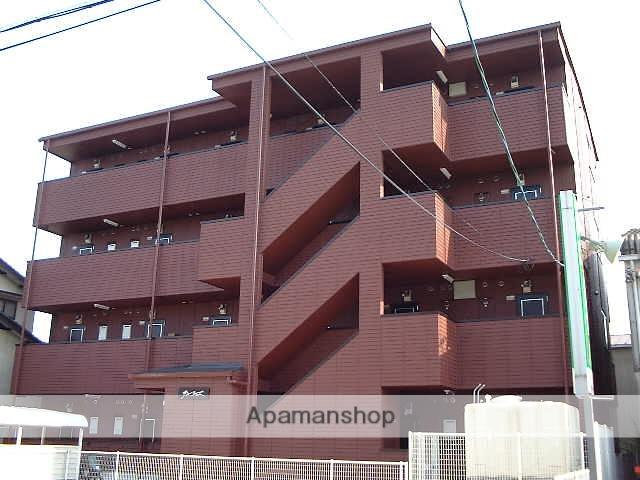 愛知県名古屋市名東区、星ヶ丘駅市バスバス11分高針下車後徒歩3分の築17年 4階建の賃貸マンション