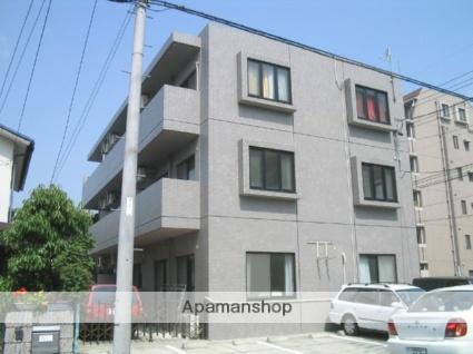 愛知県名古屋市名東区、一社駅徒歩17分の築16年 3階建の賃貸マンション