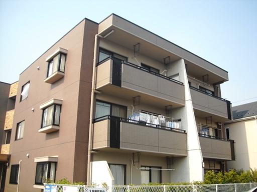 愛知県名古屋市名東区、喜多山駅徒歩23分の築15年 3階建の賃貸マンション