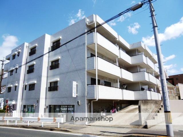 愛知県名古屋市名東区、上社駅徒歩15分の築33年 3階建の賃貸マンション