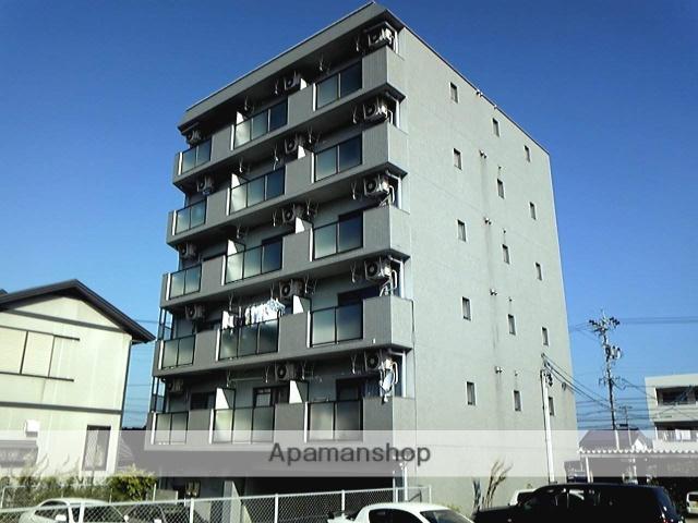 愛知県名古屋市名東区、はなみずき通駅徒歩25分の築21年 6階建の賃貸マンション