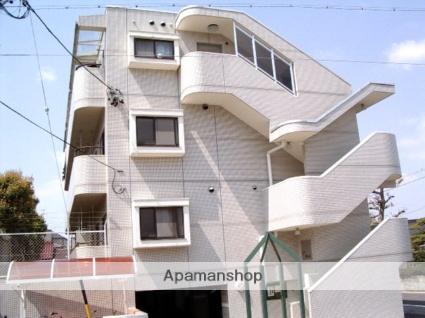 愛知県名古屋市名東区、はなみずき通駅徒歩24分の築27年 4階建の賃貸マンション