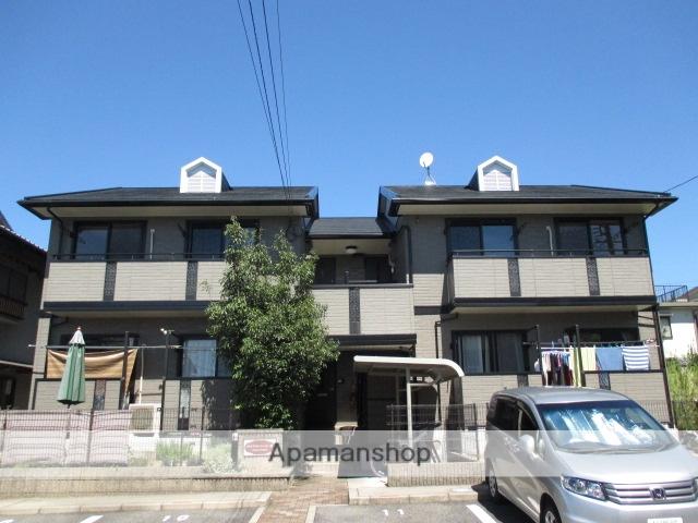 愛知県日進市、杁ヶ池公園駅徒歩40分の築17年 2階建の賃貸アパート