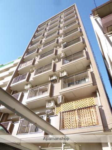 愛知県名古屋市名東区、上社駅徒歩3分の築24年 10階建の賃貸マンション
