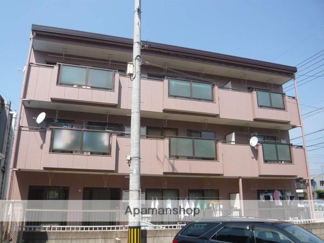 愛知県名古屋市名東区、一社駅市バスバス15分猪子石小学校下車後徒歩5分の築29年 3階建の賃貸マンション
