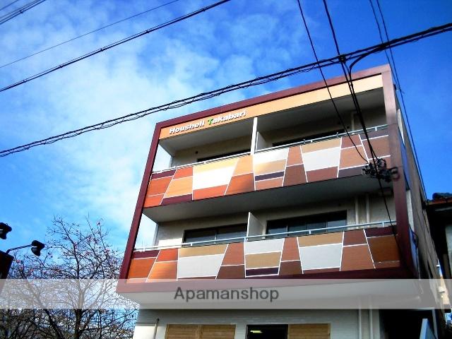 愛知県名古屋市名東区、一社駅徒歩24分の築35年 4階建の賃貸マンション