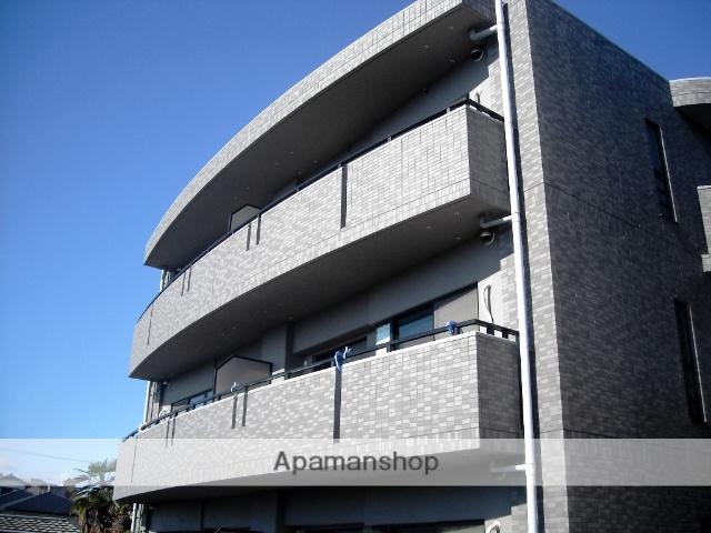 愛知県名古屋市名東区、星ヶ丘駅徒歩12分の築17年 3階建の賃貸マンション