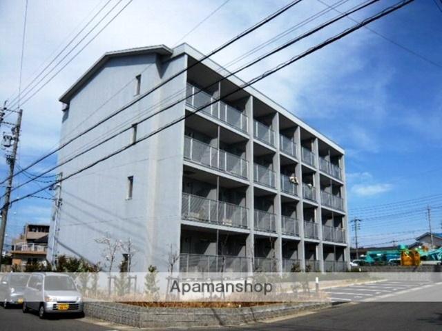 愛知県長久手市、杁ヶ池公園駅徒歩15分の築12年 4階建の賃貸マンション