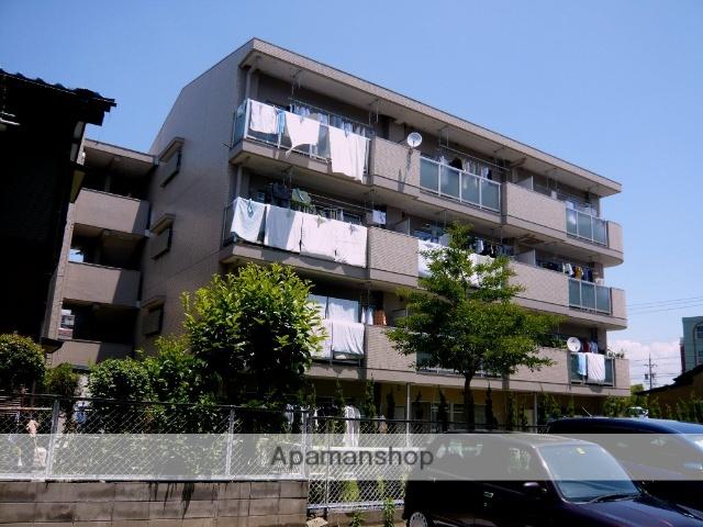 愛知県長久手市、はなみずき通駅徒歩11分の築27年 4階建の賃貸マンション