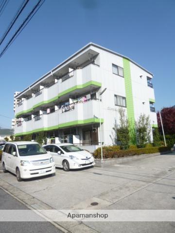 愛知県長久手市、はなみずき通駅徒歩18分の築26年 3階建の賃貸マンション