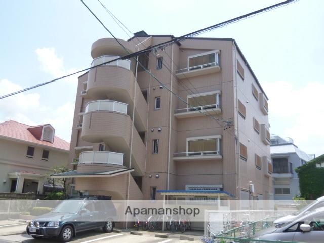 愛知県名古屋市名東区、一社駅徒歩7分の築23年 4階建の賃貸マンション