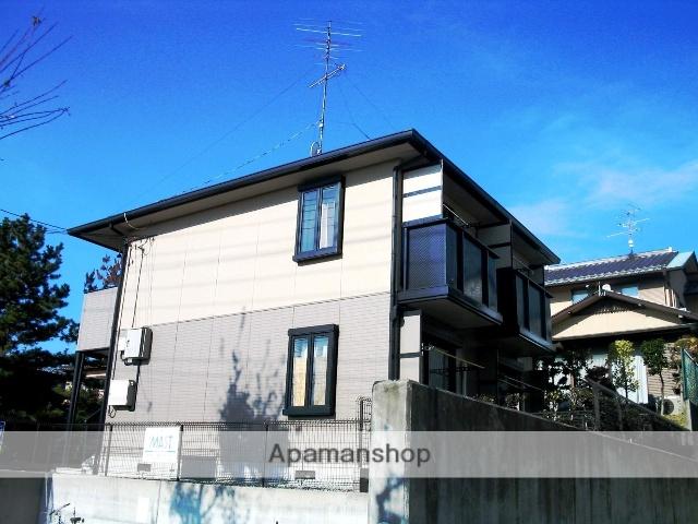 愛知県名古屋市名東区、一社駅徒歩25分の築23年 2階建の賃貸アパート