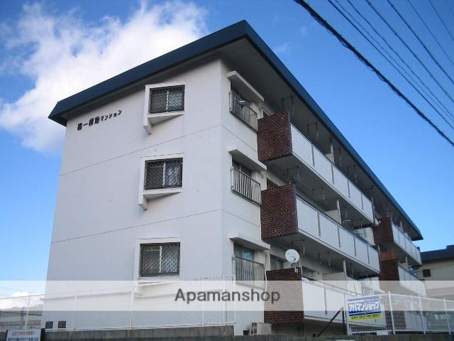 愛知県名古屋市名東区、一社駅市バスバス12分香流小学校前下車後徒歩2分の築39年 3階建の賃貸マンション