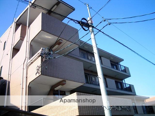 愛知県名古屋市名東区、星ヶ丘駅市バスバス11分新宿下車後徒歩1分の築17年 4階建の賃貸マンション