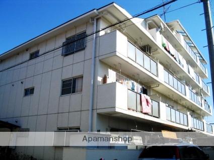 愛知県名古屋市名東区、星ヶ丘駅市バスバス11分極楽下車後徒歩2分の築31年 5階建の賃貸マンション