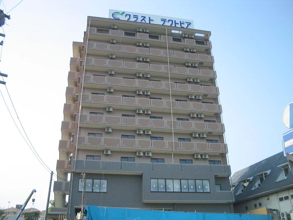 愛知県名古屋市名東区、はなみずき通駅徒歩18分の築12年 10階建の賃貸マンション