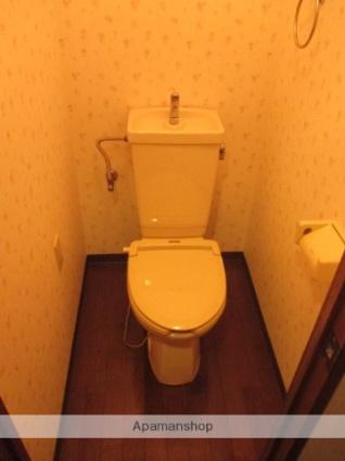 愛知県名古屋市名東区極楽1丁目[1K/20.3m2]のトイレ