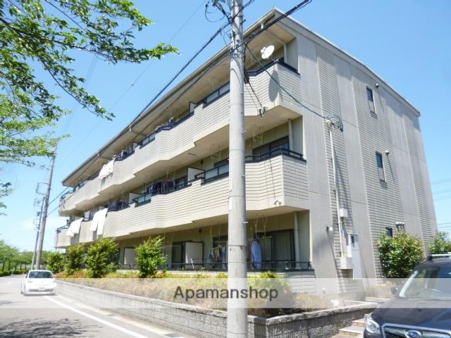 愛知県長久手市、はなみずき通駅徒歩13分の築16年 3階建の賃貸マンション