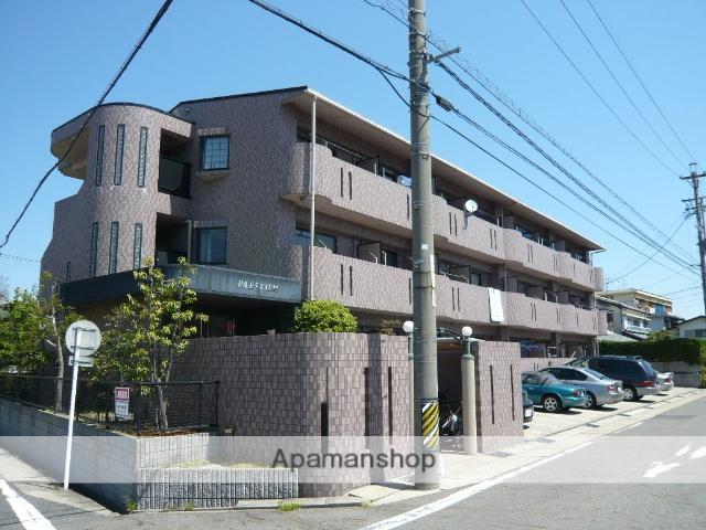 愛知県名古屋市名東区、はなみずき通駅徒歩17分の築18年 3階建の賃貸マンション