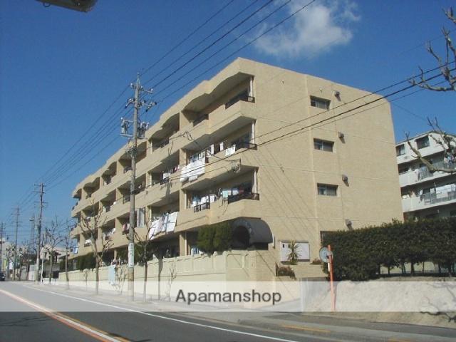 愛知県名古屋市名東区、上社駅徒歩11分の築33年 4階建の賃貸マンション