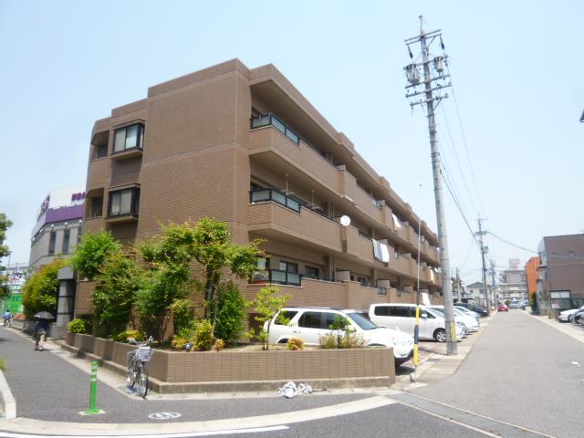 愛知県名古屋市名東区、星ヶ丘駅市バスバス7分名東消防署下車後徒歩2分の築20年 3階建の賃貸マンション