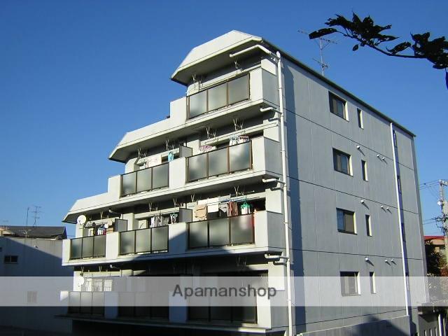 愛知県名古屋市名東区、東山公園駅徒歩24分の築22年 5階建の賃貸マンション