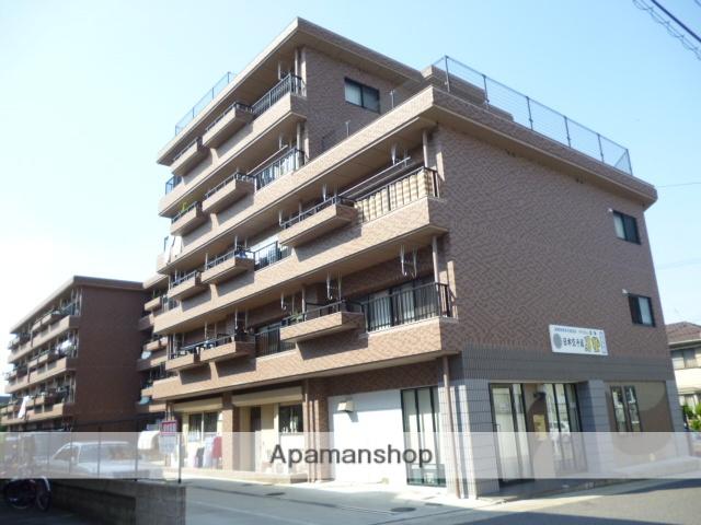 愛知県名古屋市名東区、上社駅徒歩17分の築40年 6階建の賃貸マンション