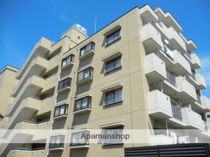 愛知県名古屋市名東区、星ヶ丘駅徒歩14分の築30年 7階建の賃貸マンション