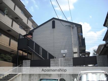 愛知県名古屋市名東区、一社駅徒歩19分の築18年 2階建の賃貸アパート