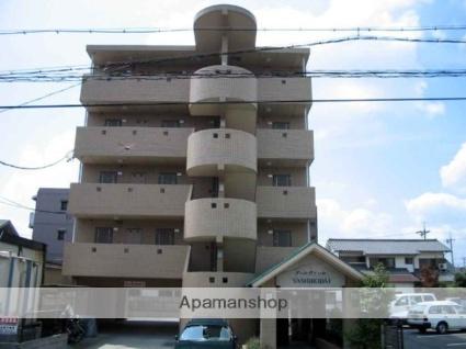 愛知県名古屋市名東区、一社駅徒歩14分の築17年 5階建の賃貸マンション