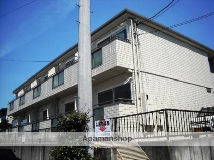 愛知県名古屋市名東区、上社駅徒歩22分の築24年 2階建の賃貸アパート