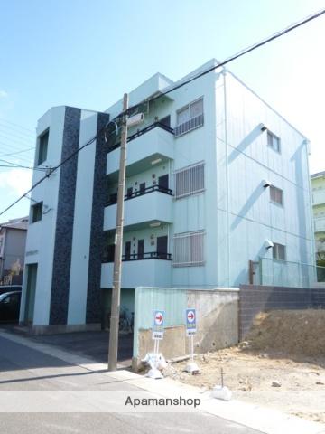 愛知県名古屋市名東区、星ヶ丘駅徒歩16分の築37年 3階建の賃貸マンション